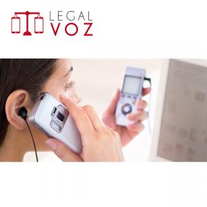 Auricular Grabador TP8