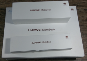 Special product - Huawei Mate 10 + MateDock 2